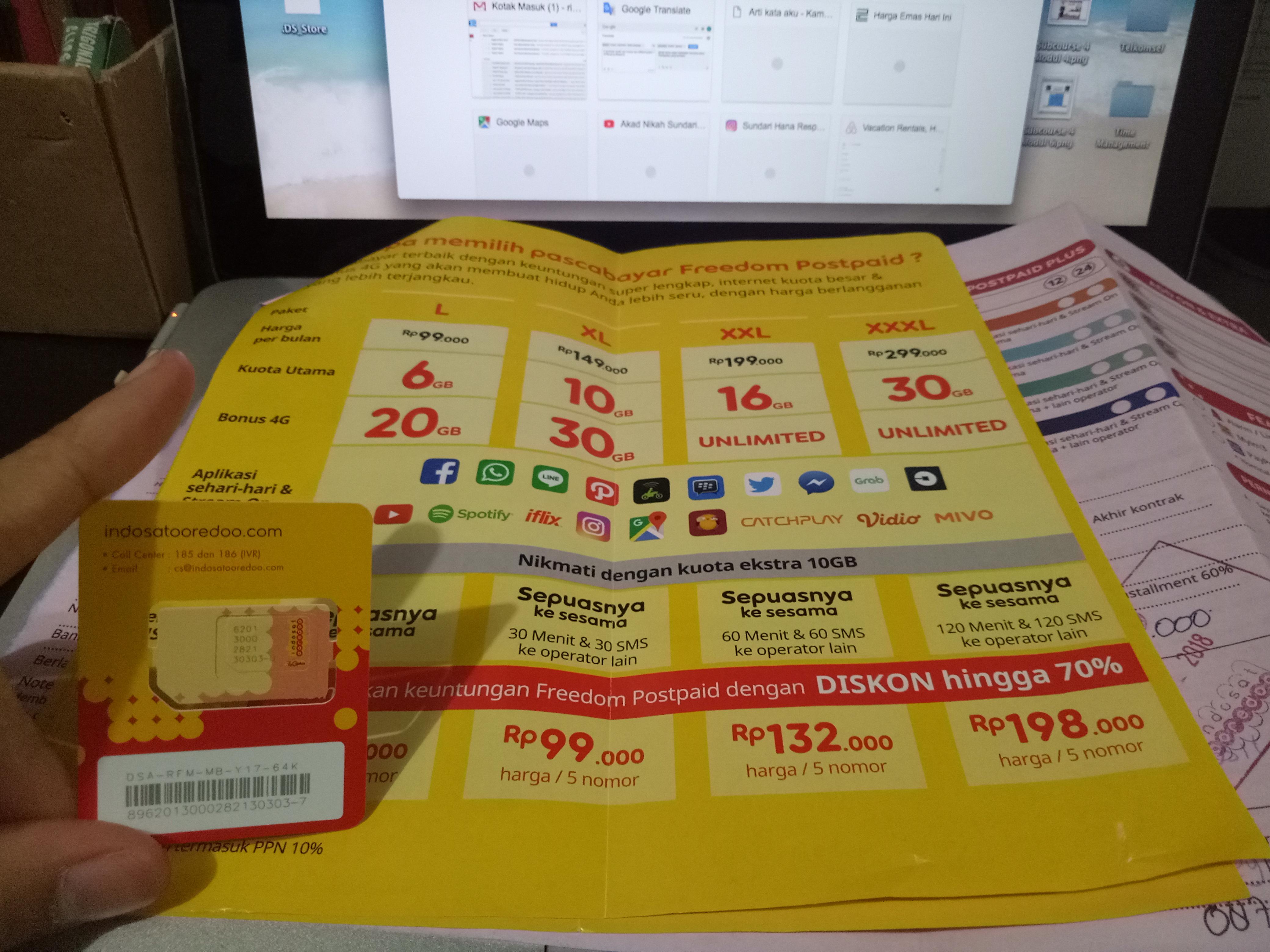 Nomor Indosat Hangus Bagaimana Ini Rizca S Note
